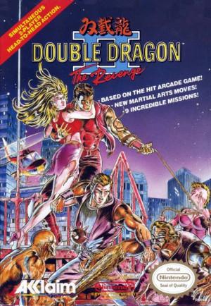 Double Dragon II : The Revenge sur Nes