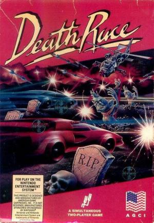 Death Race sur Nes