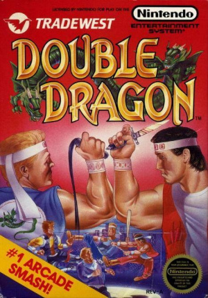 Double Dragon sur Nes