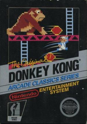 Donkey Kong sur Nes