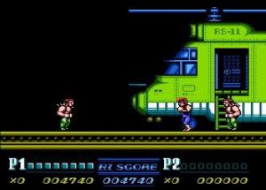 86ème - Double Dragon II : The Revenge / NES (1990)