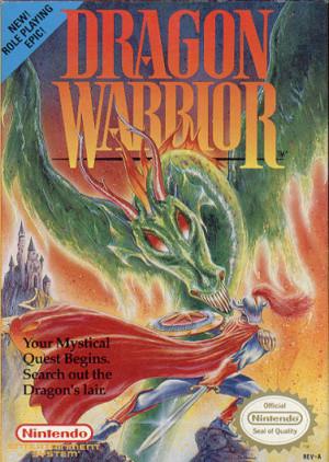 Dragon Quest sur Nes