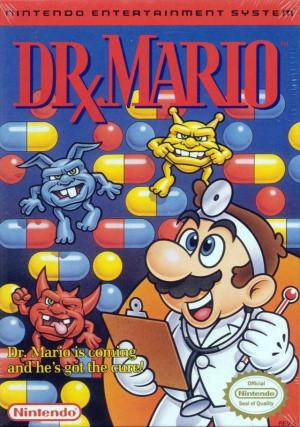 Dr. Mario sur Nes