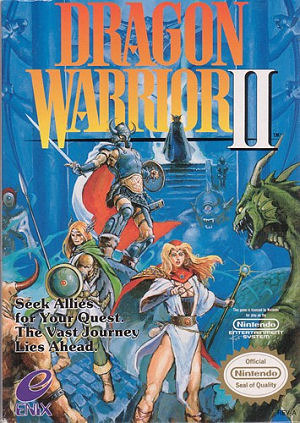 Dragon Quest II
