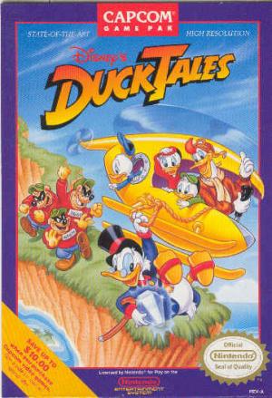 DuckTales : La Bande à Picsou sur Nes