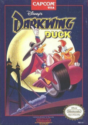 Darkwing Duck sur Nes