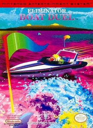 Eliminator Boat Duel sur Nes