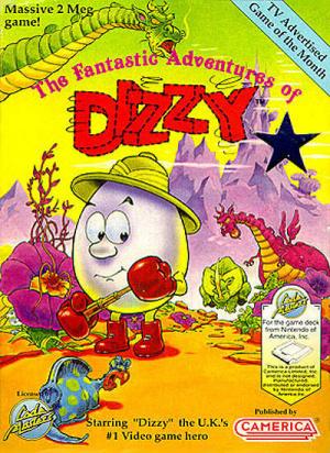 Fantastic Dizzy sur Nes