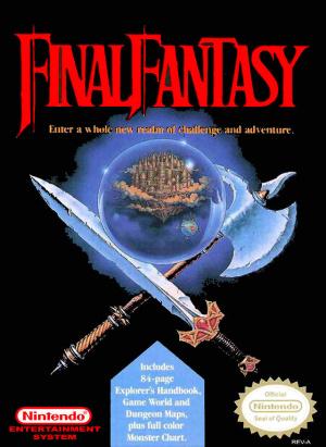 Final Fantasy sur Nes