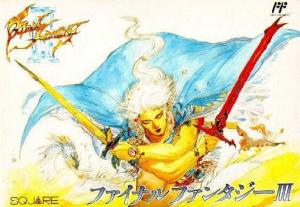 Final Fantasy III sur Nes