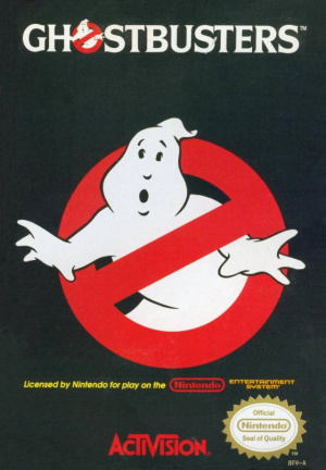 Ghostbusters sur Nes
