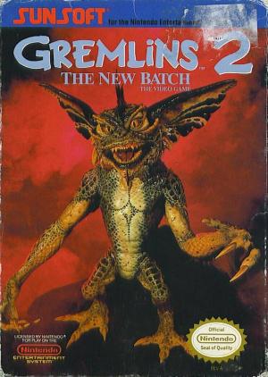 Gremlins 2 : The New Batch sur Nes