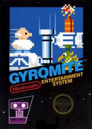 Gyromite sur Nes