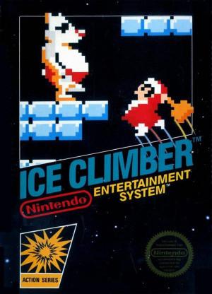 Ice Climber sur Nes