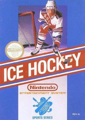 Ice Hockey sur Nes