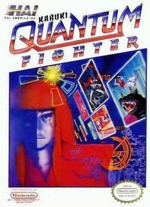 Kabuki Quantum Fighter sur Nes
