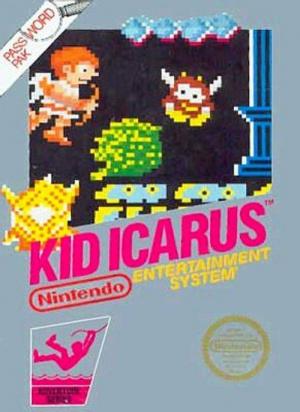 Kid Icarus sur Nes