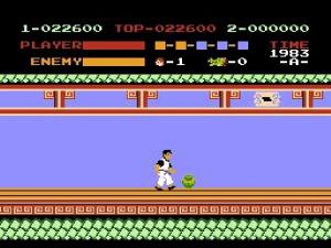 1984 - Kung Fu Master : Et le beat'em all fut
