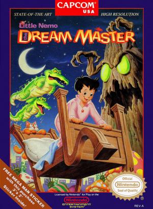 Little Nemo : Dream Master (NES) Linens0f