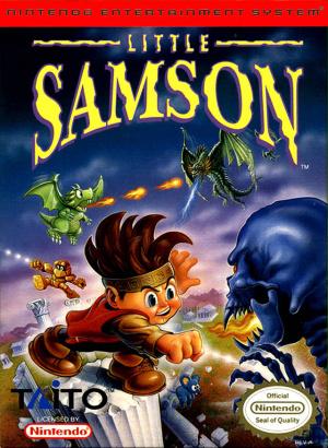 Little Samson sur Nes