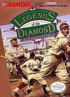 Legends Of The Diamond sur Nes