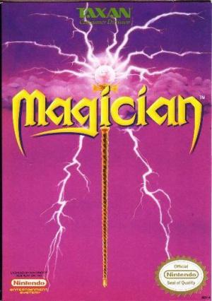 Magician sur Nes