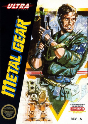 Metal Gear sur Nes
