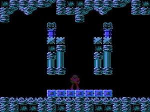 La genèse: Metroid