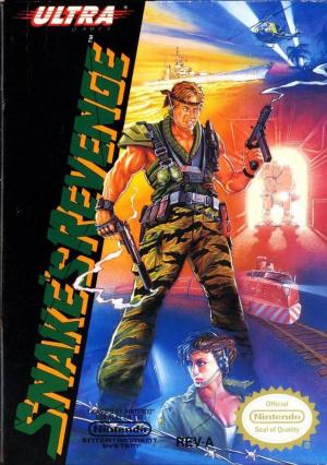 Metal Gear : Snake's Revenge sur Nes