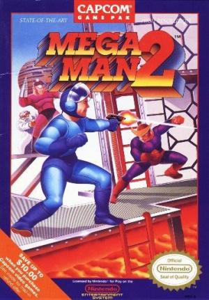 Mega Man 2 sur Nes