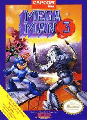 Mega Man 3 sur Nes