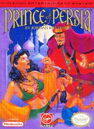 Prince of Persia sur Nes