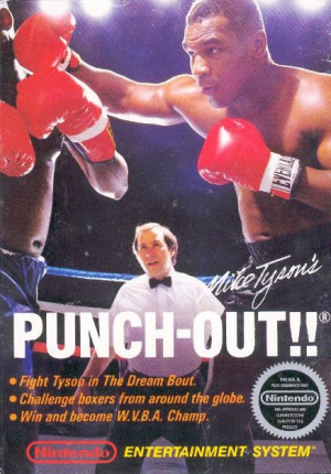 Punch-Out!! sur Nes