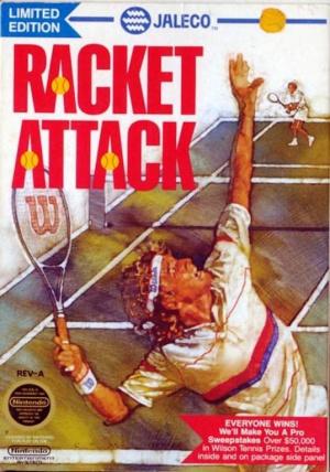 Racket Attack sur Nes