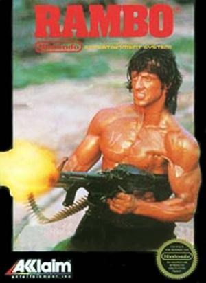 Rambo sur Nes