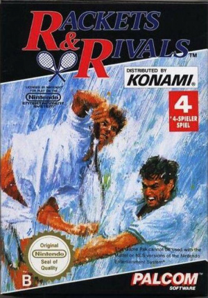 Rackets  And Rivals sur Nes
