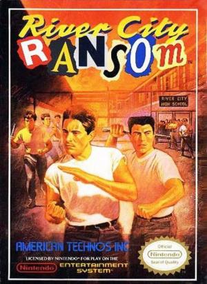 River City Ransom sur Nes