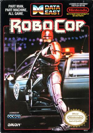 RoboCop sur Nes