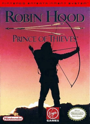 Robin Hood : Prince Of Thieves sur Nes