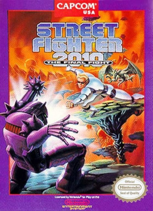 Street Fighter 2010 : The Final Fight sur Nes
