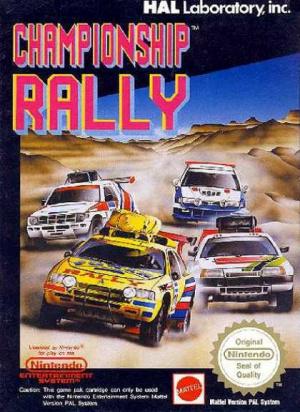 Championship Rally sur Nes