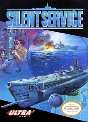 Silent Service sur Nes
