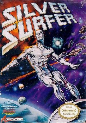 Silver Surfer sur Nes