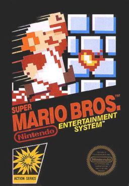 Super Mario Bros. sur Nes