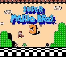 Super Mario Bros. 3 a 30 ans !