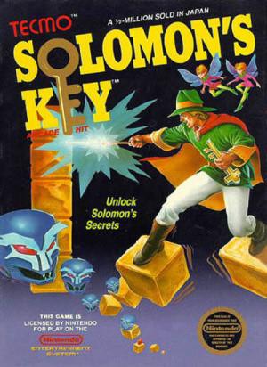Solomon's Key sur Nes