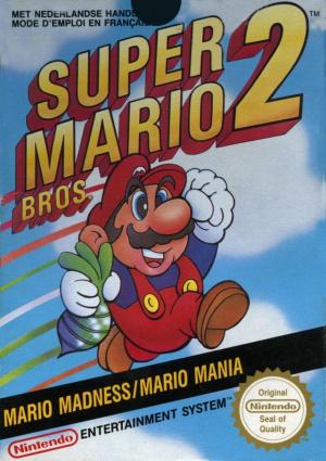 Super Mario Bros. 2 sur Nes