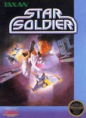 Star Soldier sur Nes