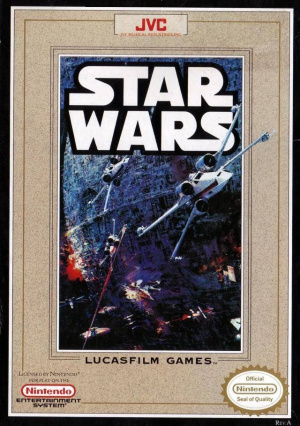 Star Wars sur Nes