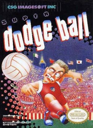 Super Dodge Ball sur Nes